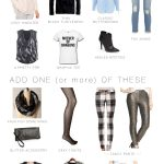 The Ultimate Holiday Style Shopping Guide For 2014 (For Glam, Yet EASY Chic)