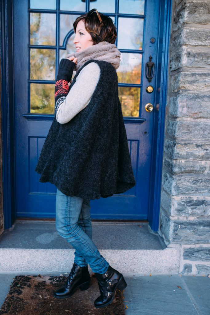 howtolayer-freepeople-vest-marcjacobs-boots-fauxfur-scarf-8