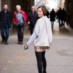 Sequin Skirt Styling:  The Flirt, The Fail, The Fix (and the fix again – never say I don't try)