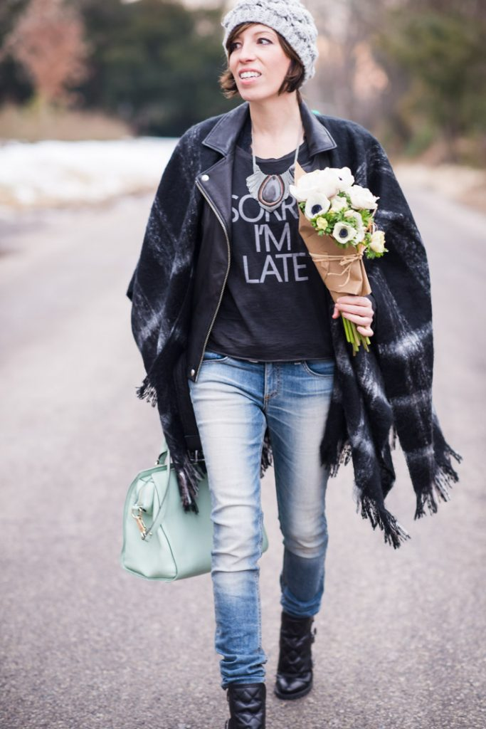 anthropologie-plaid-cape-iro-leather-jacket-ragandbone-skinnies-marcjacobs-booties-kate-spade-pastel-bag-19