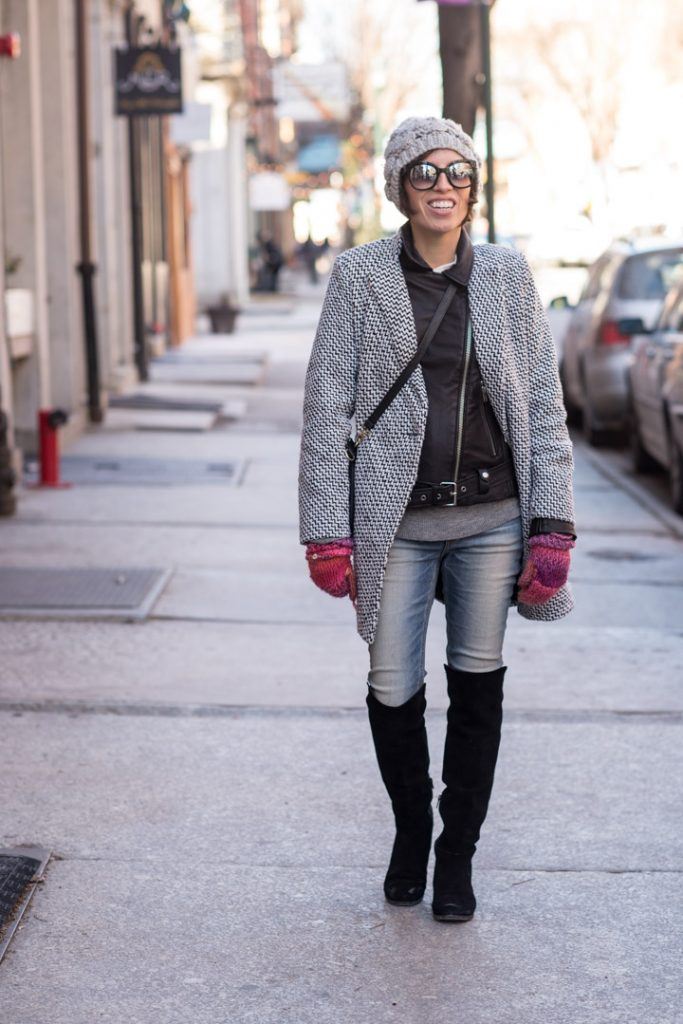 iro-leatherjacket-ragandbone-skinnies-overtheknee-ninewest-boots-katespade-crossbodybag-goodnightmacarooncoat-3