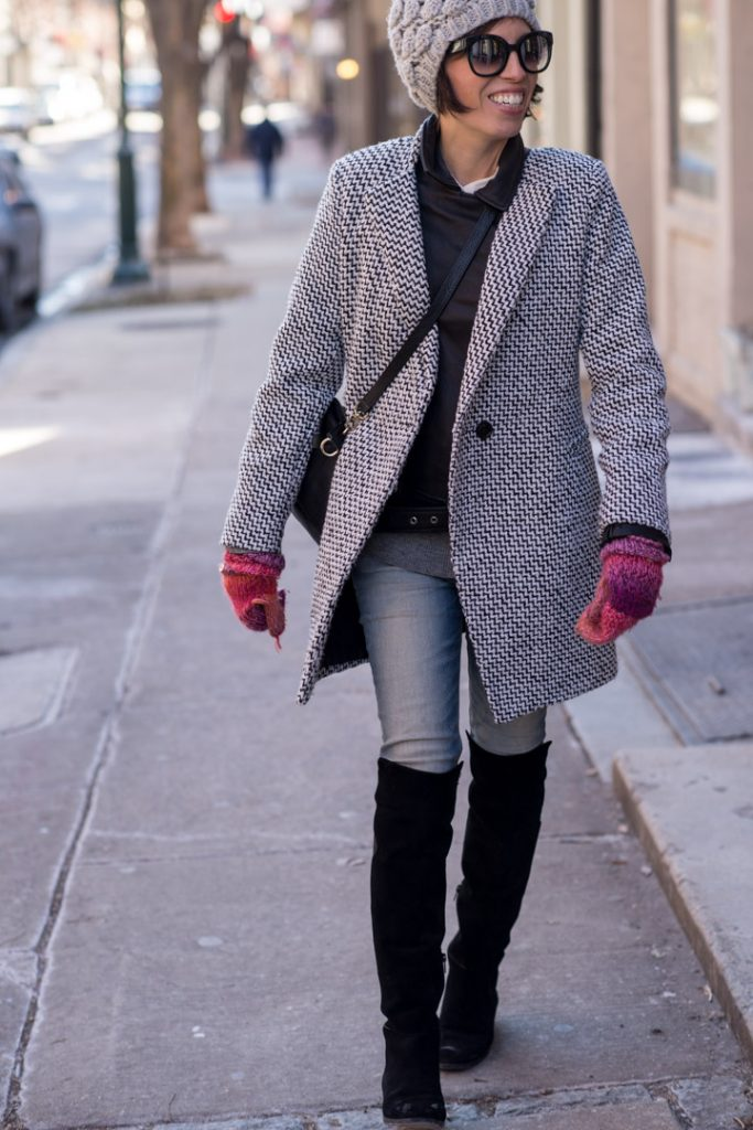 iro-leatherjacket-ragandbone-skinnies-overtheknee-ninewest-boots-katespade-crossbodybag-goodnightmacarooncoat