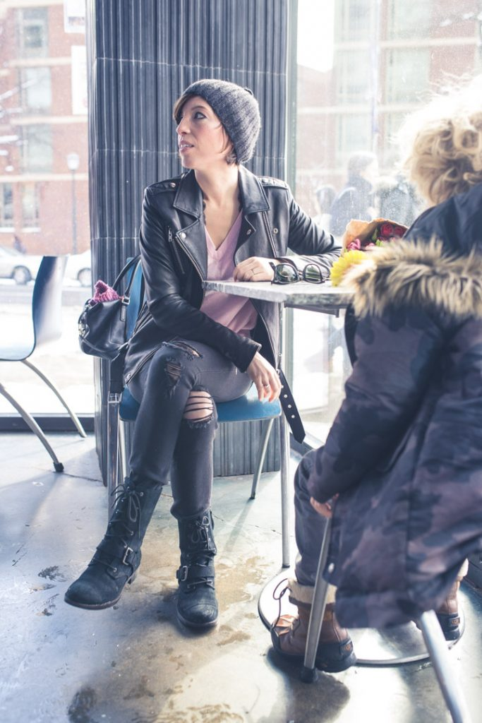 ragandbone-black-destroyed-skinnies-equipment-pink-cashmere-sweater-iro-leather-jacket-ugg-combat-boots-12