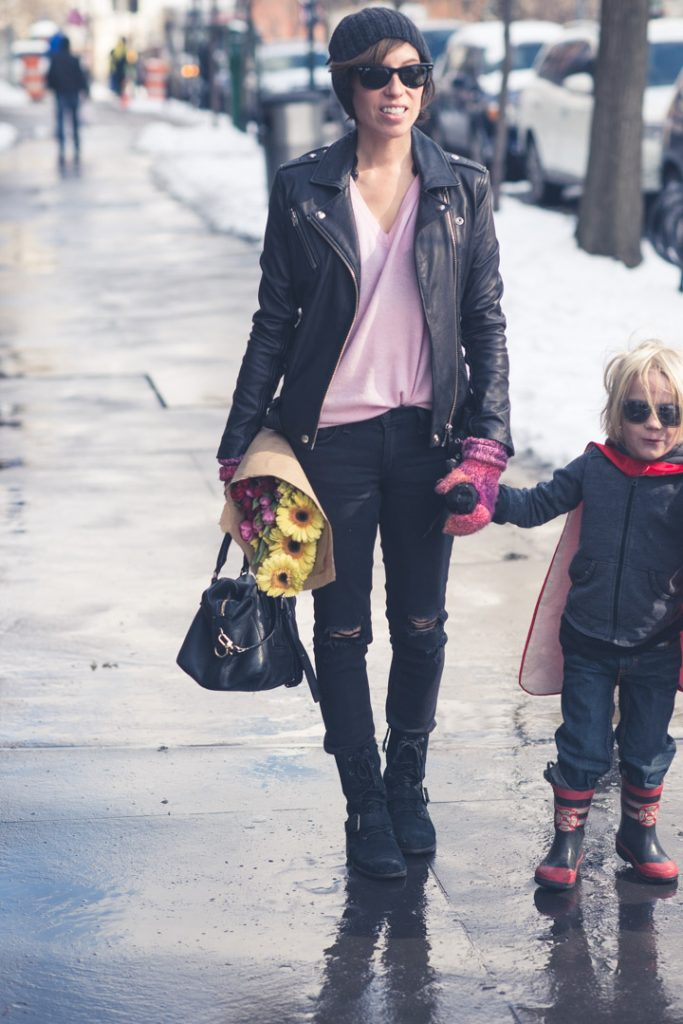 ragandbone-black-destroyed-skinnies-equipment-pink-cashmere-sweater-iro-leather-jacket-ugg-combat-boots-3