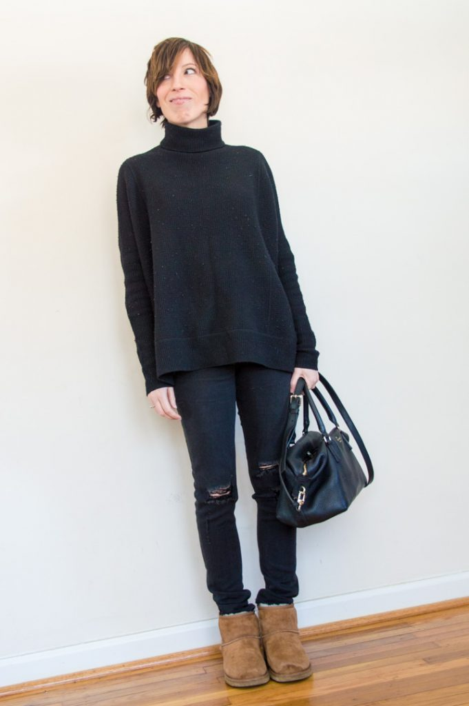 ragandbone-black-destroyed-skinnyjeans-uggs-black-sweater