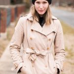 A Trench Coat (when all else fails)