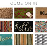Refresh Your Nest: Doormat (Typographic, Geometric, Cheeky Ways to Greet Guests)