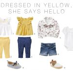 A Girl's Spring Wardrobe for under $100??  You Want It, Baby You Got It . . .