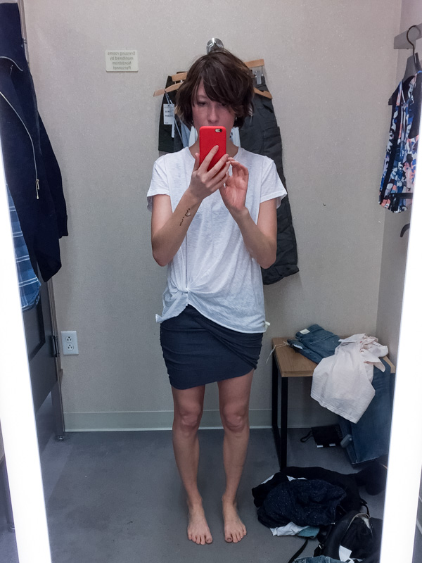 dressingroomselfie-james-perse-skirt-stateside-tee
