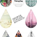 Refresh Your Nest:  Shower Curtains  (Modern, Quirky, and Just Plain GORGEOUS)