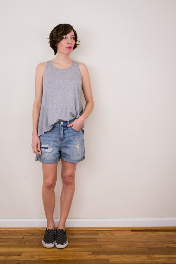 Boyfriend Shorts Without The Frump? The Search Is ON - The Mom Edit