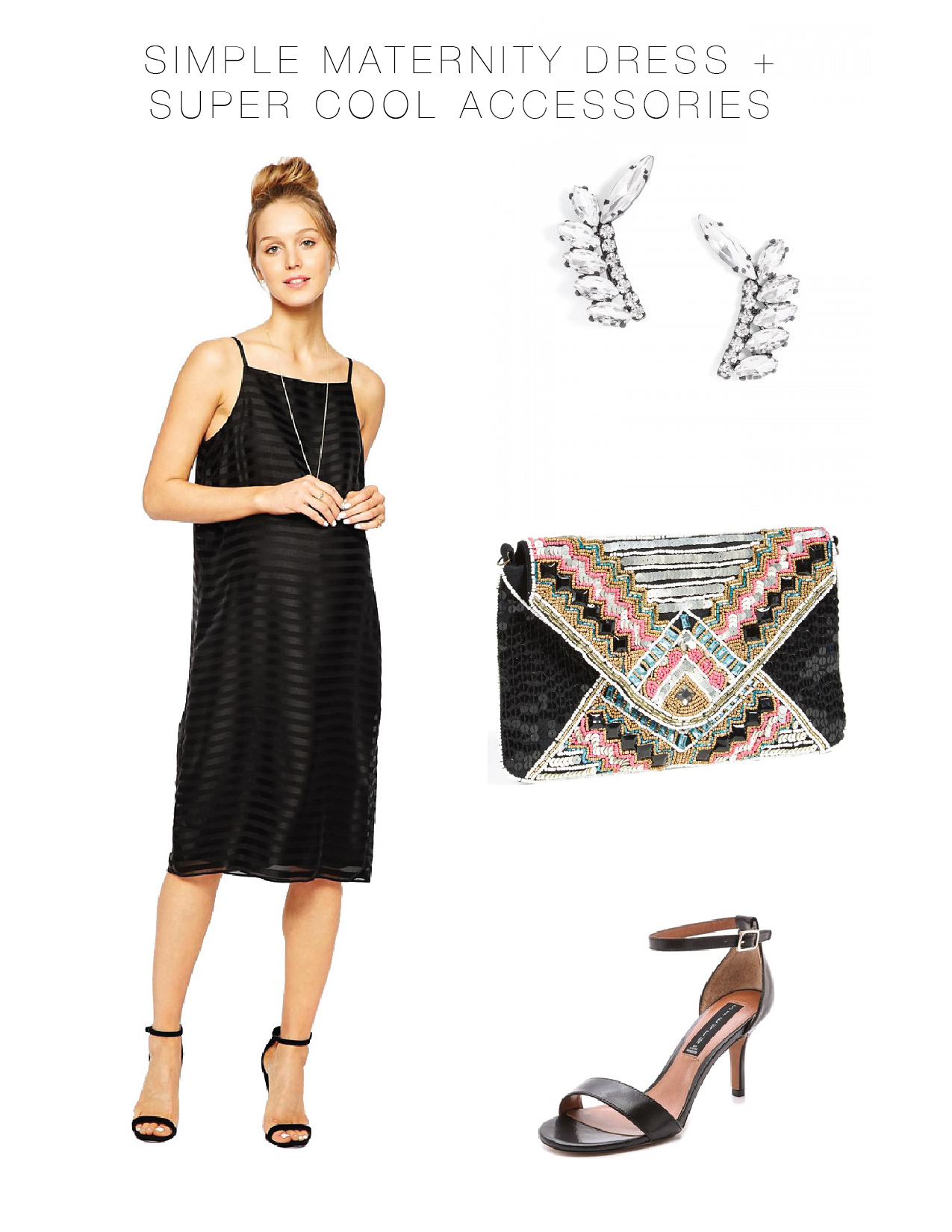 What to Wear to that Wedding (and totally ROCK it) - The Mom Edit