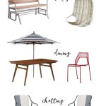 Seriously Cool And Modern Outdoor Furniture That Won't Break The Bank