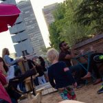 Philadelphia Love:  Spruce Street Harbor Park (With Kids!)