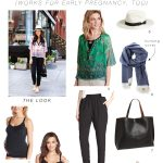 Meet Your New Post-Partum Uniform (Works for Early Pregnancy, Too!)
