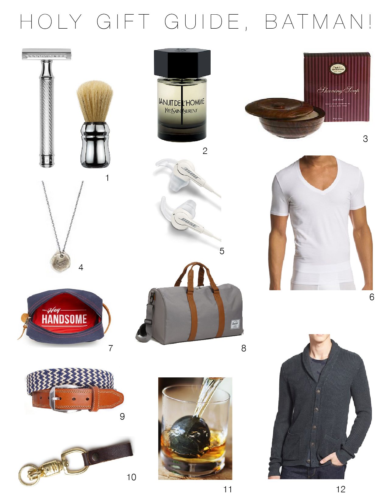 Father's Day Gift Guide - What to Get Dads (and Grandads)