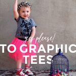 Graphic Tees: The Quick Update For Your Kid's Summer Wardrobe!