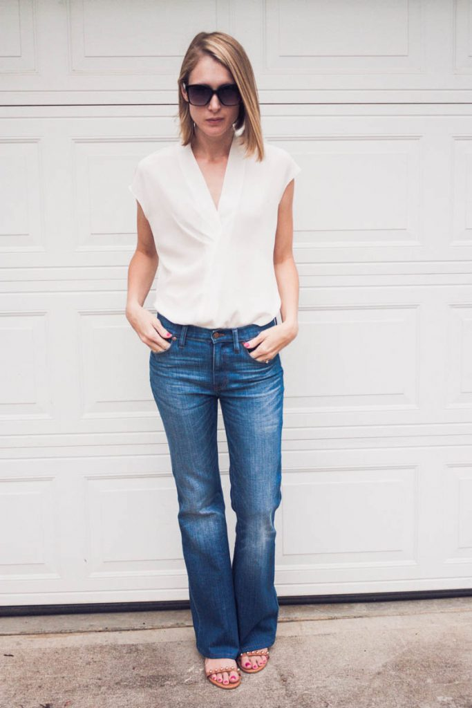 what-to-wear-with-flare-jeans