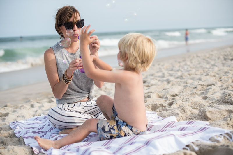 boy-and-mom-blowing-bubbles