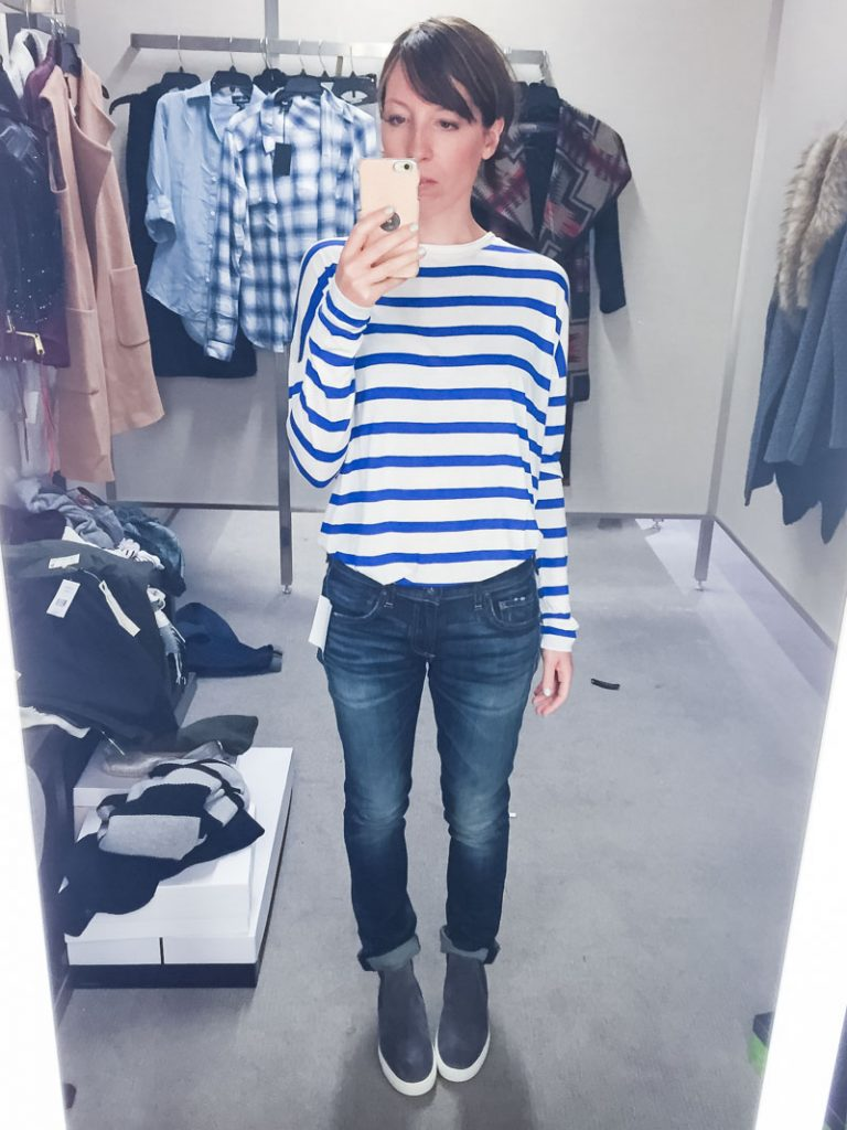 vince-striped-shirt