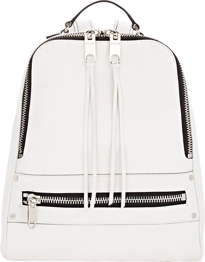 white-leather-backpack