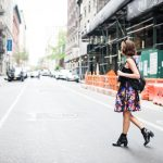 Major Skirts, Spoofing Sock Boots and WIW To NYFW