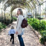 Wearing A Dress Over Jeans (and the diaper bag I should have had two kids ago)