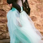 Dramatic Maxi Skirts (Hello, Tulle) And Thoughts On Spinning, Fun and Frivolity