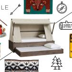 A Camping Bedroom That Grows With Your Kid