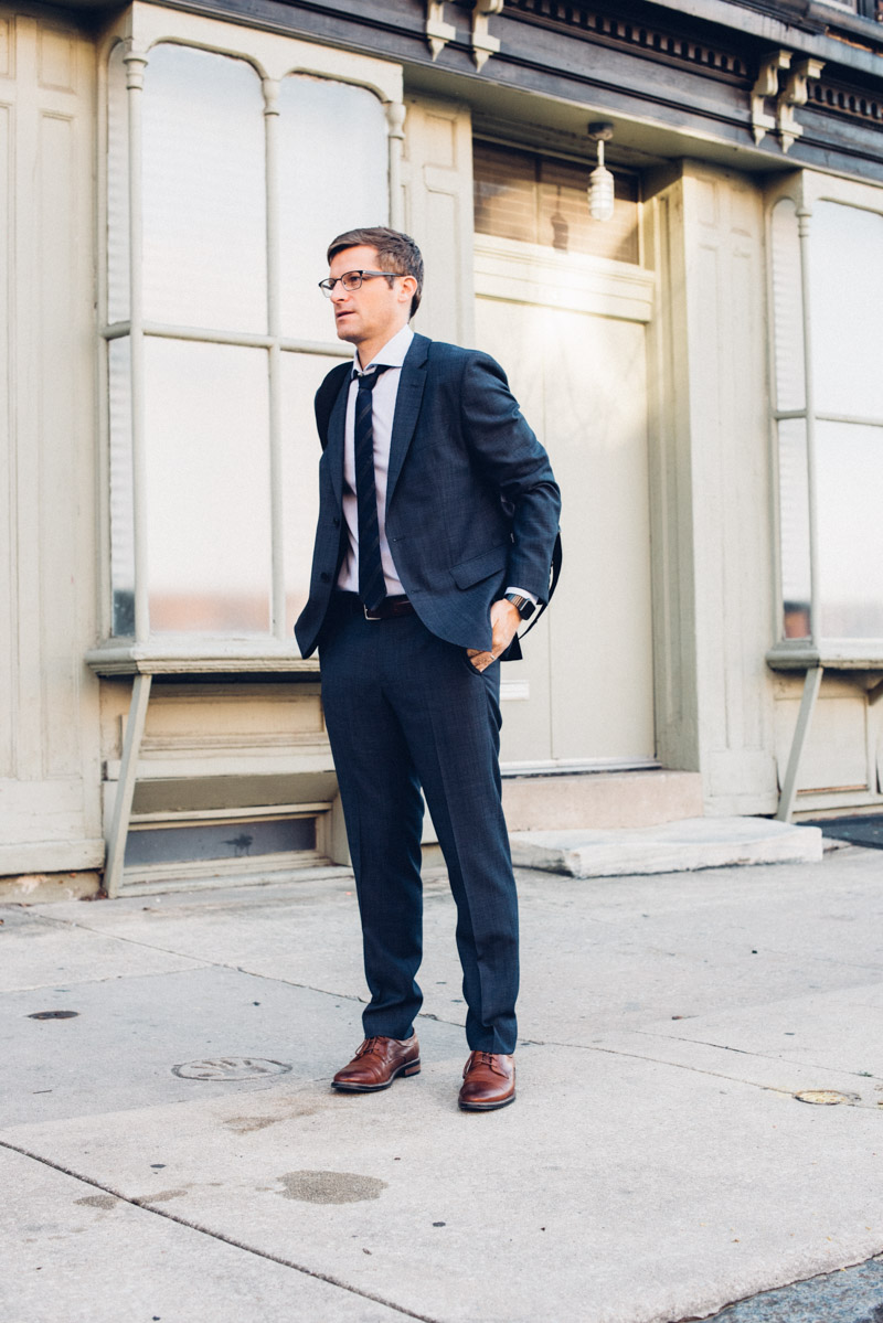 Our Favorite Suits For Guys - The Mom Edit
