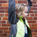 The Zelfusion Jacket by Zella Girl (for the little girl that likes to move, but also insists on keeping it girly)