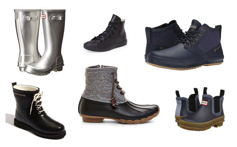 The Coolest Rain Boots: For Moms, Dads, and Kids - The Mom Edit