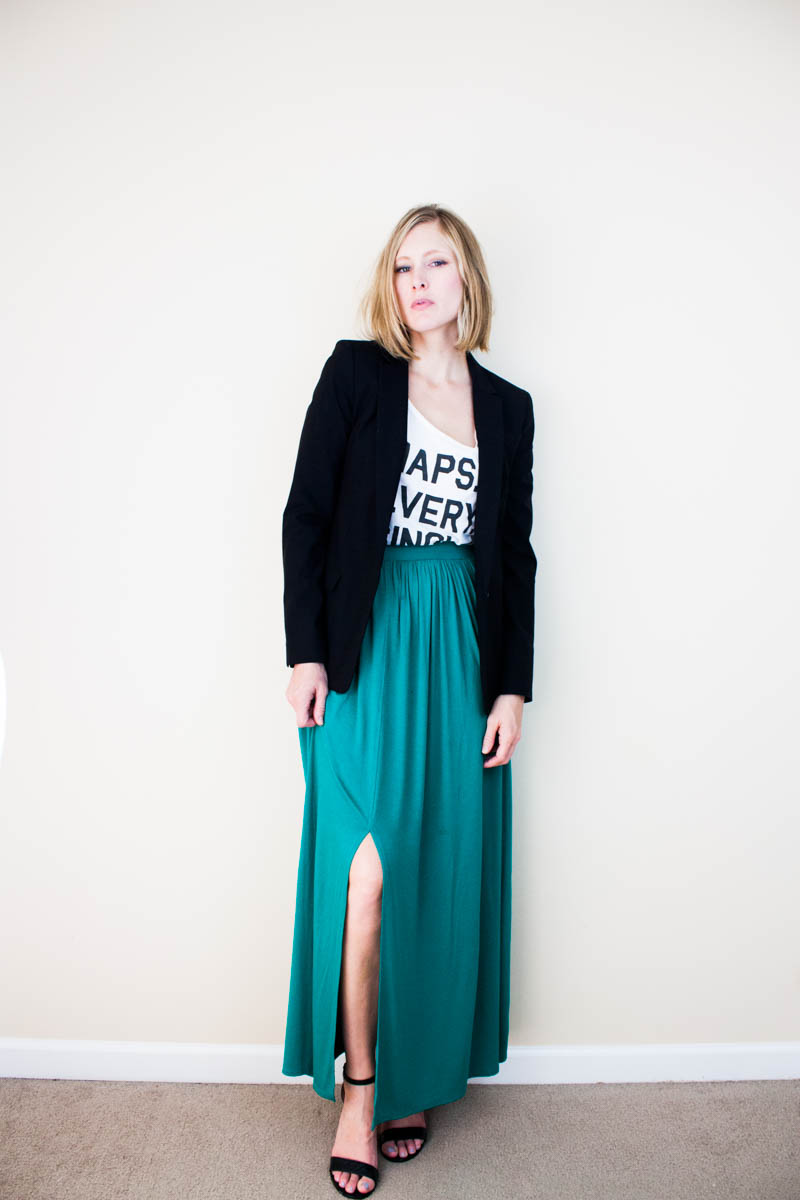 blazer-with-maxi-skirt-for-date-night