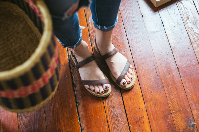 brown-flat-sandals