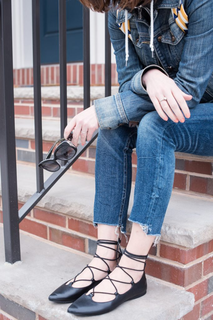 comfortable-lace-up-flats