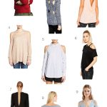 Spring Trend To Try Now:  Cut-Out Tops