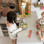 Mom Uniform:  Lounging (And The Best-Ever Cut-Out Cookie Recipe)