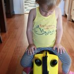 The Trunki Ride-on Suitcase – A Review