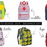 Best Back to School Backpacks from Preschool to College