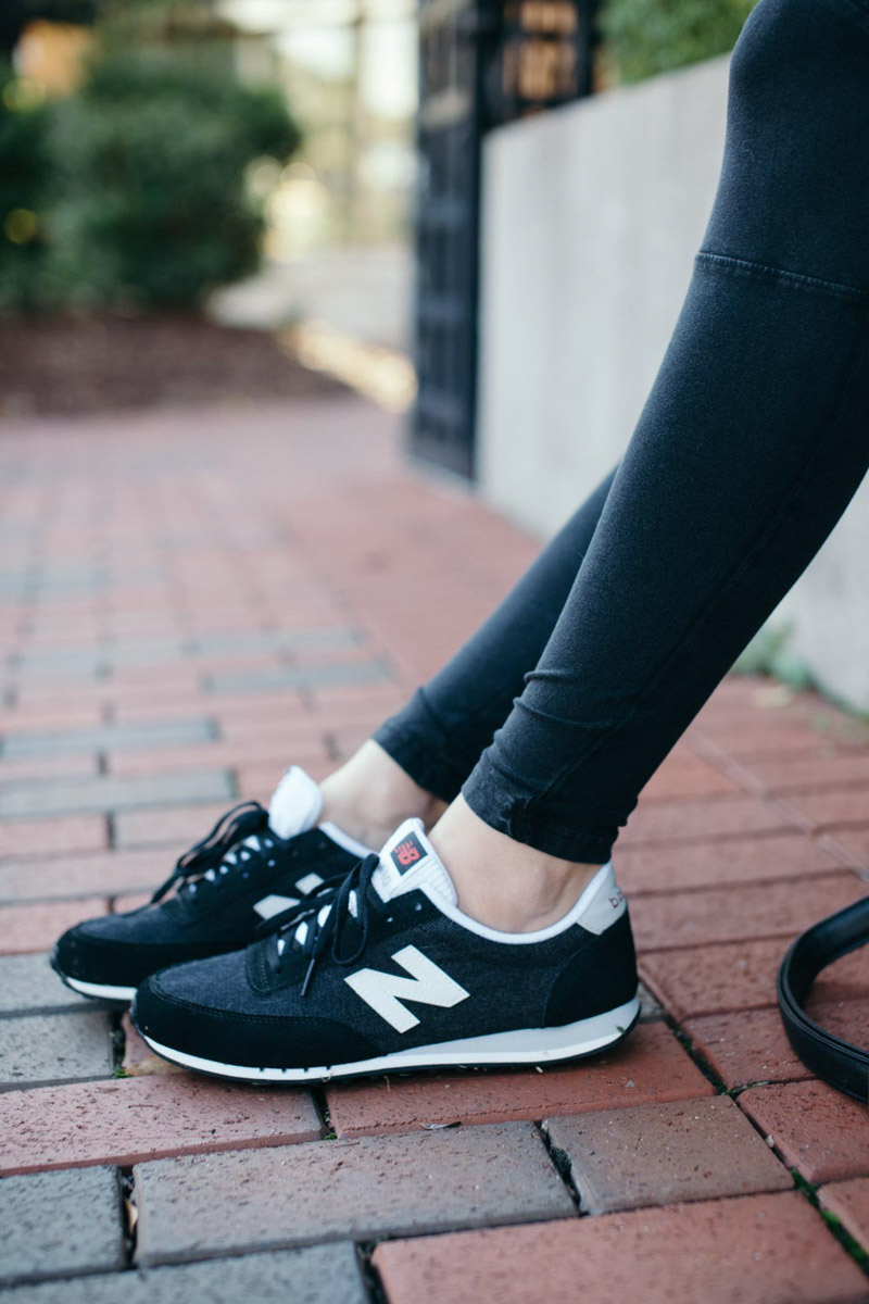 new balance 410 women black