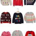 Fun Modern Holiday Sweaters for Kids