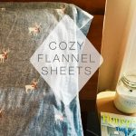 Festive, Cozy Flannel Sheets for Kids + Adults