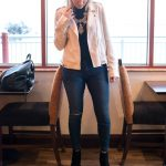 Style Refresh: Moto Jackets & Statement Necklaces