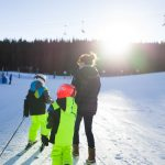 Travel Notes:  Skiing With Kids, Breckenridge