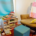 Kids' Bookcase Organization – Before & After!