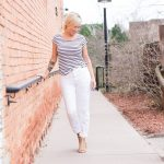 Found: White Jeans that are Actually Flattering