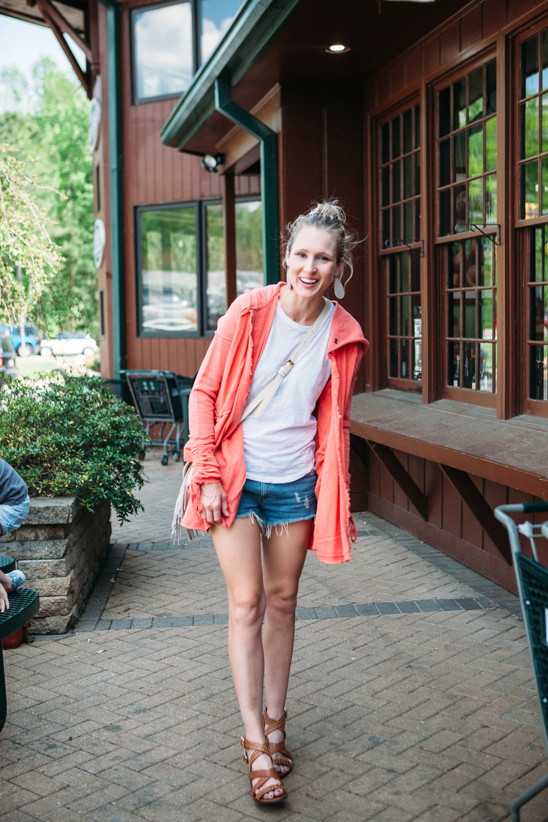 cut-off-shorts-and-cardigan