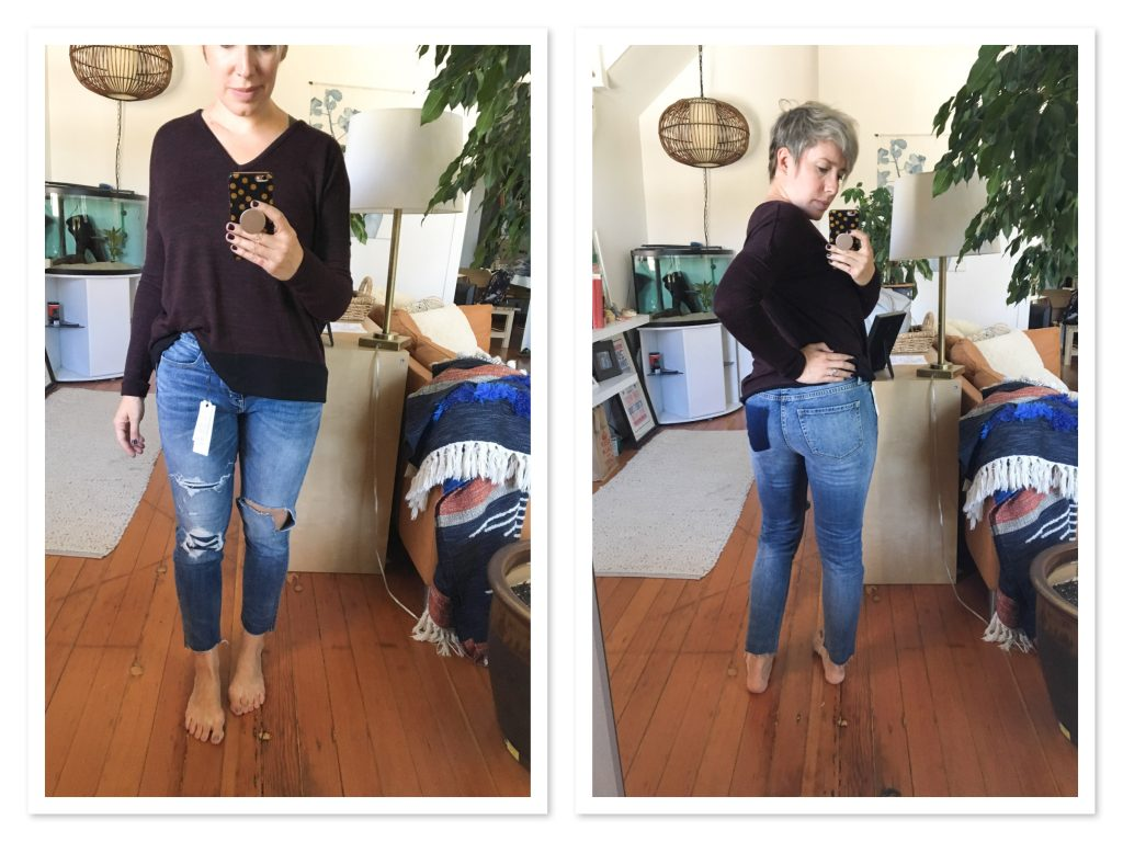 treasure and bond jeans