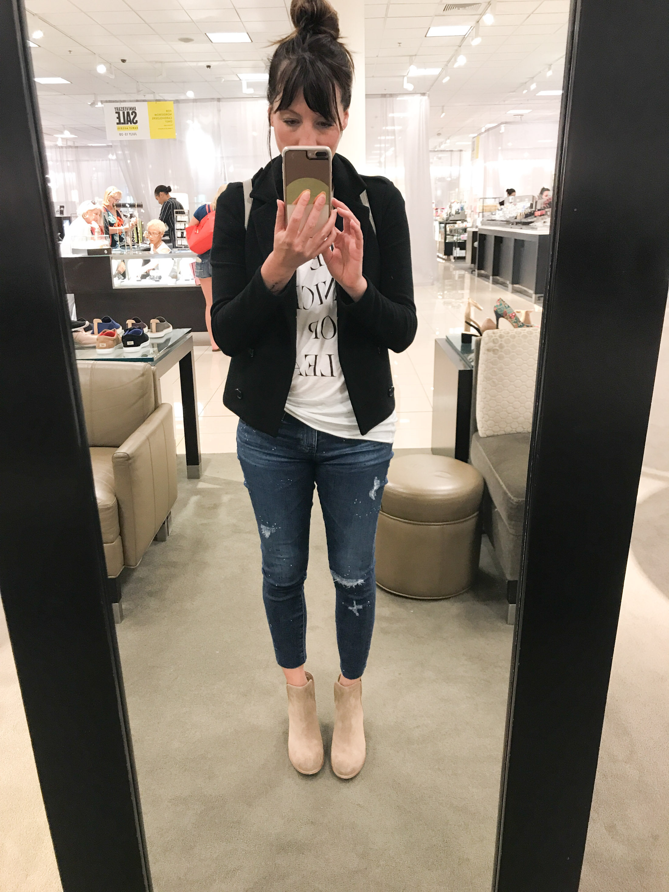 cf4ae7fa24d6 Nordstrom Anniversary Sale  Shoes and Boots (and TONS of Try-Ons ...