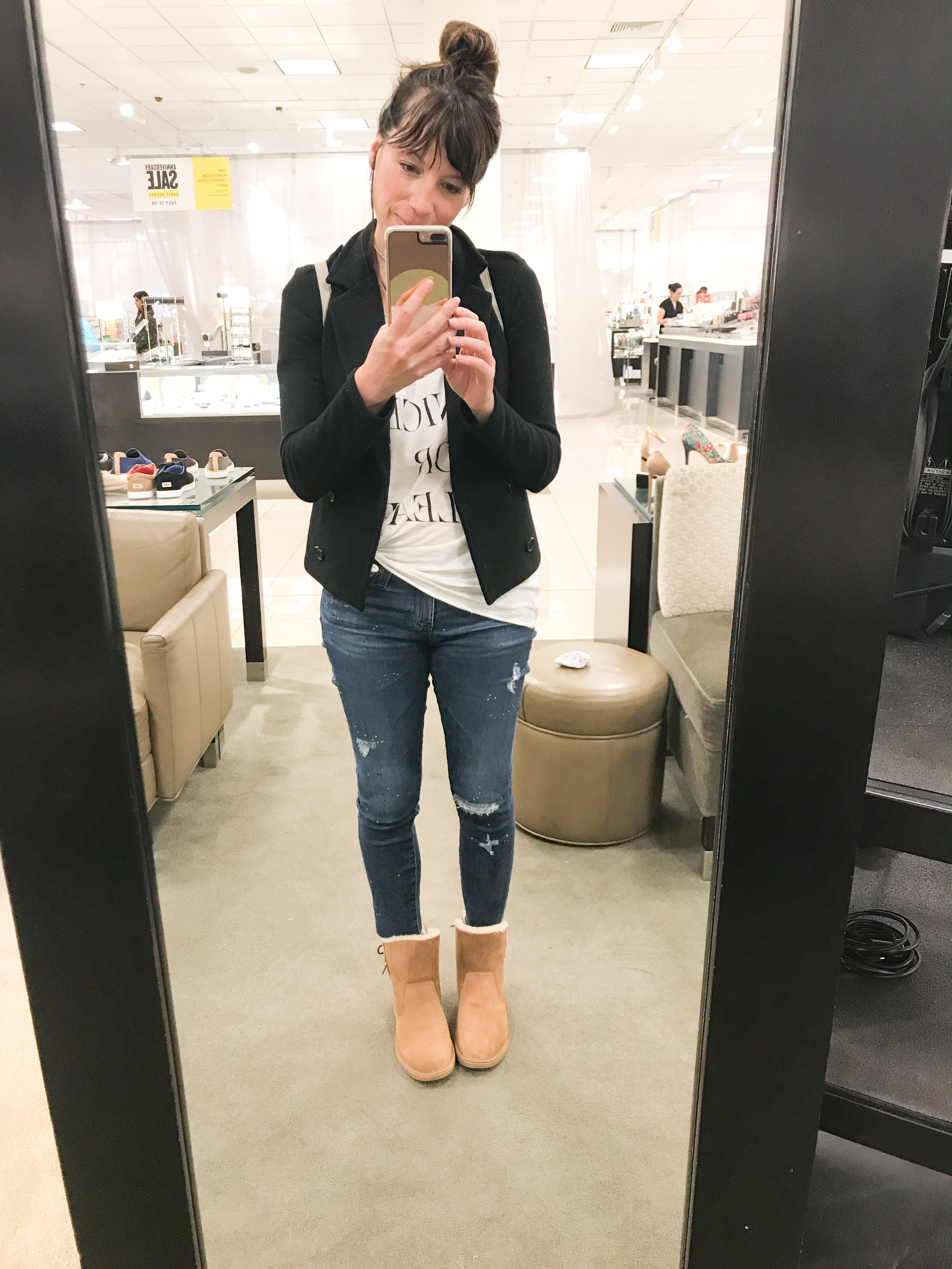 Nordstrom Anniversary Sale: Shoes and Boots (and TONS of Try-Ons ...